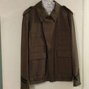 William Rast men's military inspired jacket